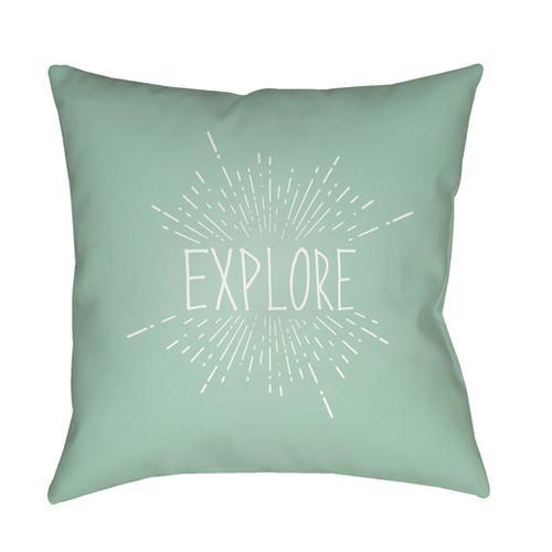 """Explore II EXP-003 20"""" x 20"""""""