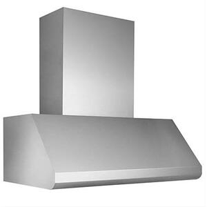 "Best42"" SS Pro-Style Range Hood with Extra Large Capture Designed for Outdoor cooking in Covered Lanais, 1300 to 1650 Max CFM"