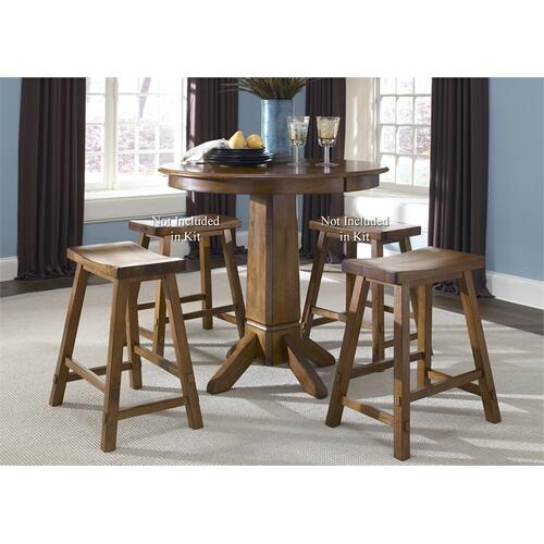 Liberty Furniture Industries - 3 Piece Pub Set