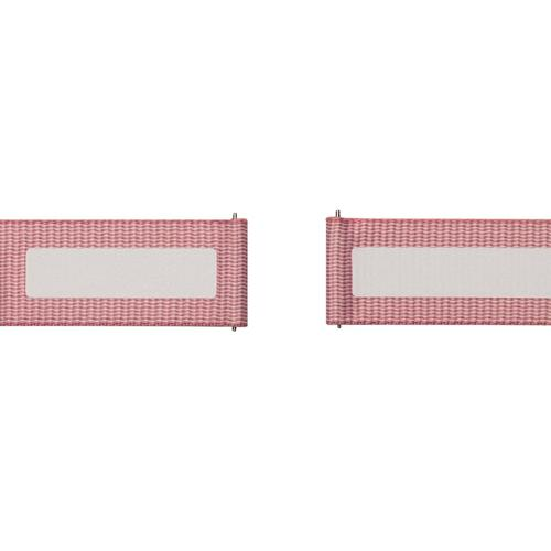 Braloba Active Textile Band (20mm) Pink
