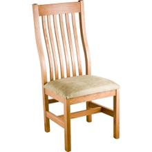Marshall Side Chair - Upholstered Seat