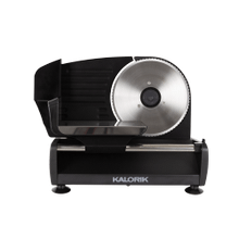 Kalorik 200 Watts Professional Food Slicer, Black