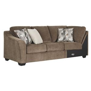 Graftin Left-arm Facing Sofa With Corner Wedge
