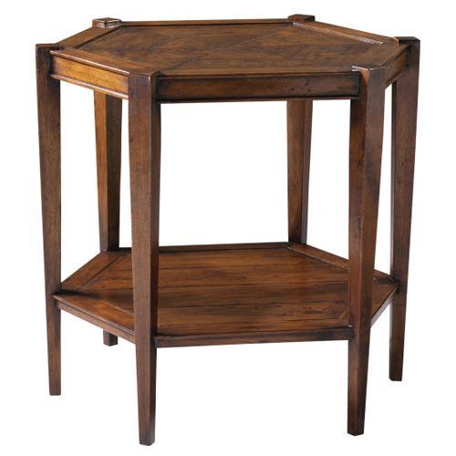 Maitland-Smith - DUDLEY HEXAGONAL LAMP TABLE