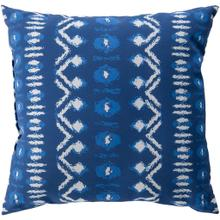 "Indigo Blues ID-006 18"" x 18"""