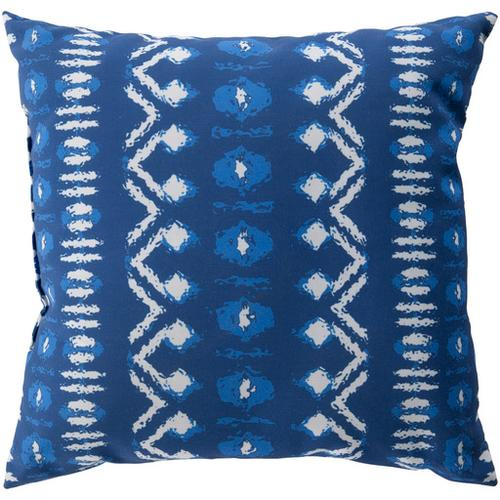 "Indigo Blues ID-006 20"" x 20"""
