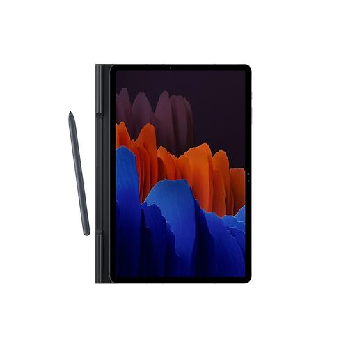 Galaxy Tab S7+ Bookcover - Black
