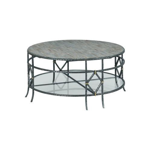 Kincaid Furniture - Monterey Round Coffee Table