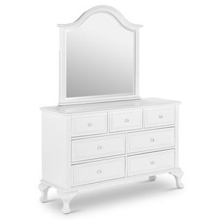 Jesse Dresser & Mirror Set
