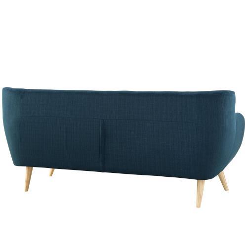 Modway - Remark 2 Piece Living Room Set in Azure
