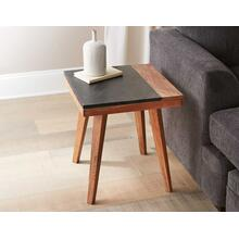 Caspian Square End Table