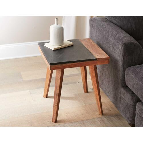 Gallery - Caspian 3-Piece Occasional Set (Cocktail Table & 2 End Tables)