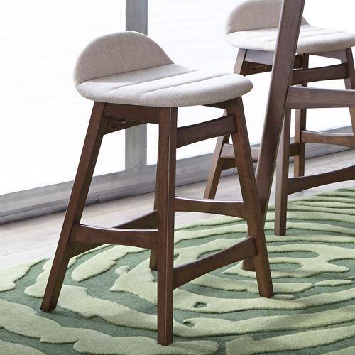 24 Inch Counter Chair - Light Tan (RTA)
