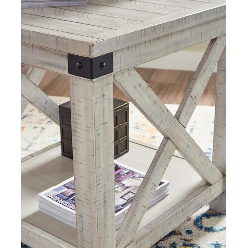 Signature Design By Ashley - Carynhurst End Table
