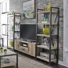Opt Entertainment Center w Piers Product Image