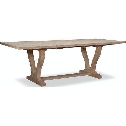 John Thomas Furniture - Elle Trestle Table