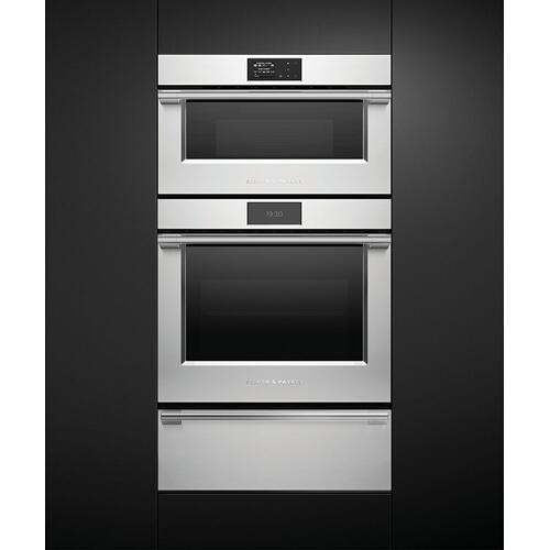 """Fisher & Paykel - Combination Steam Oven, 30"""""""