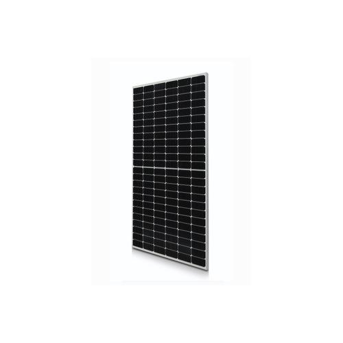 LG - 450W High Efficiency LG NeON® H Commercial Solar Panel with 144 Cells (6 x 24), Module Efficiency: 20.5%, Connector Type: MC4