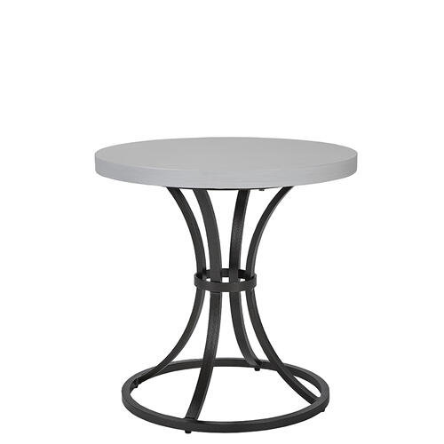 Calistoga Round End Table