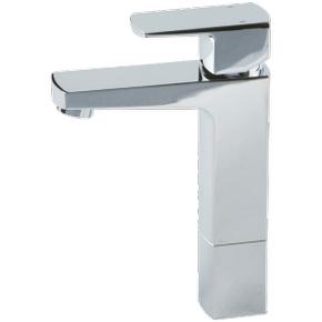 Safire Vessel Lav Faucet Medium Chrome