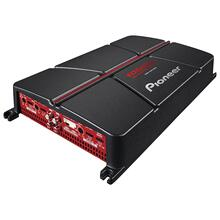GM Series Class AB Amp (4 Channels, 1,000 Watts max)