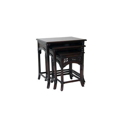 Bali Nesting Tables Set/3