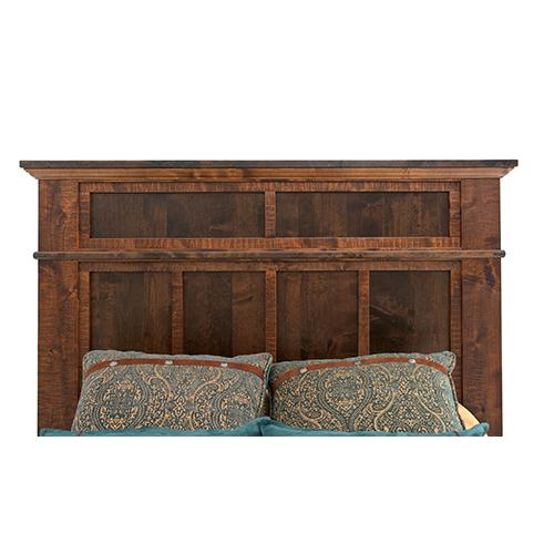 Glen Falls - Panel Bed - Full Headboard Only