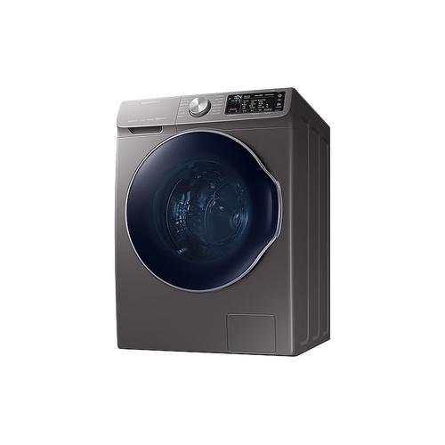 2.2 cu. ft. Front Load Washer with QuickDrive in Inox Grey
