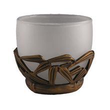 See Details - Bamboo Vanity Top Votive