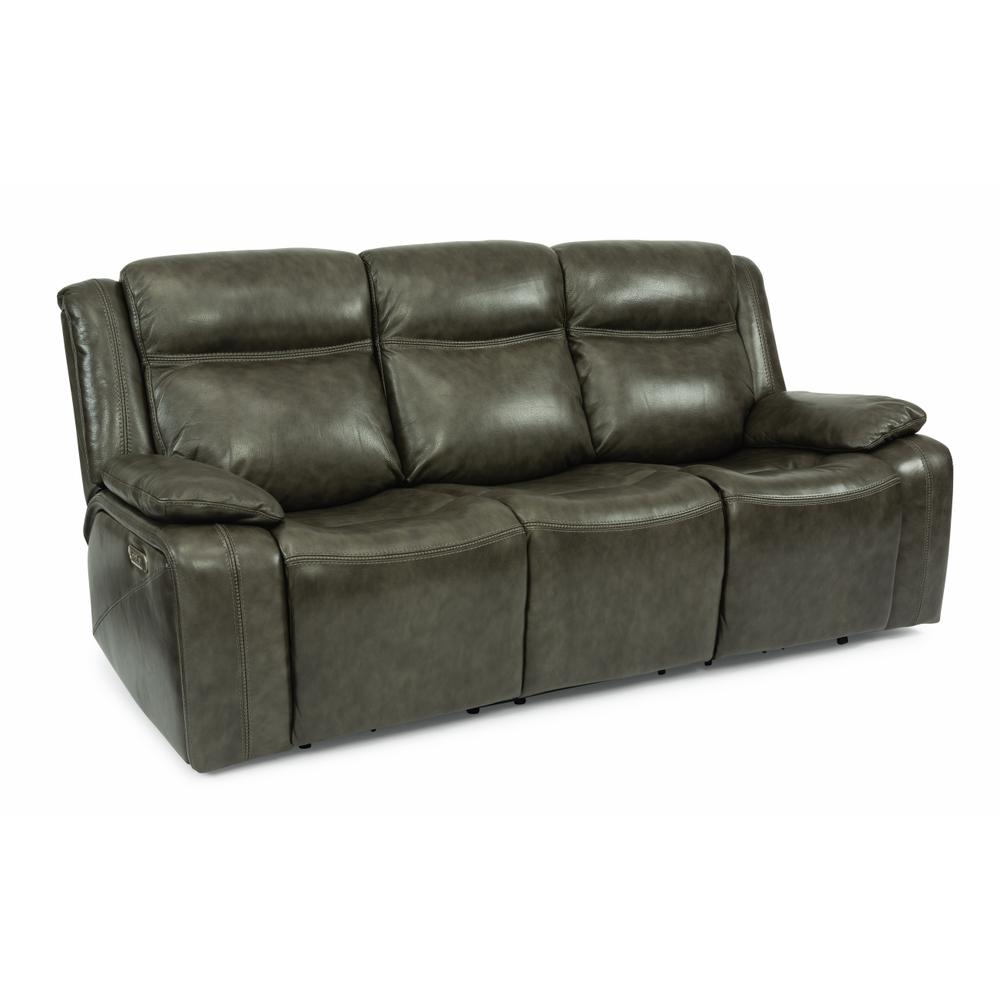 See Details - Journey Power Reclining Sofa with Power Headrests