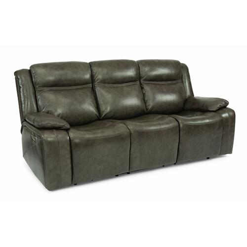 Gallery - Journey Power Reclining Sofa with Power Headrests