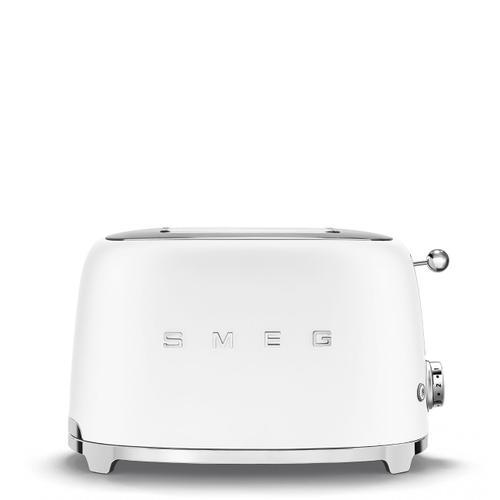 2x2 Slice Toaster, Matte white