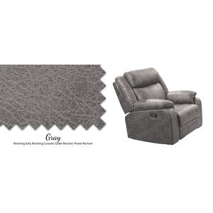 Reclining Console L/S