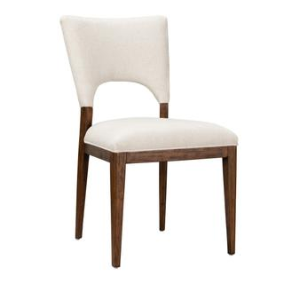 See Details - Mitchel Upholstered Dining Chair Natural