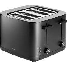 See Details - ZWILLING Enfinigy 4 Slot Toaster - Black