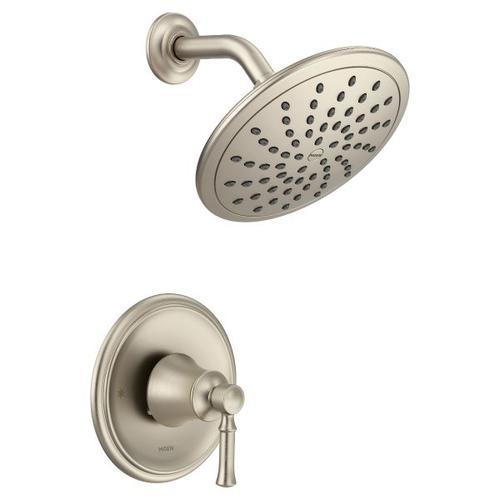 Dartmoor brushed nickel posi-temp® shower only