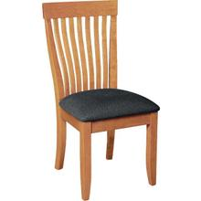 See Details - Monterey Side Chair - Upholstered Seat