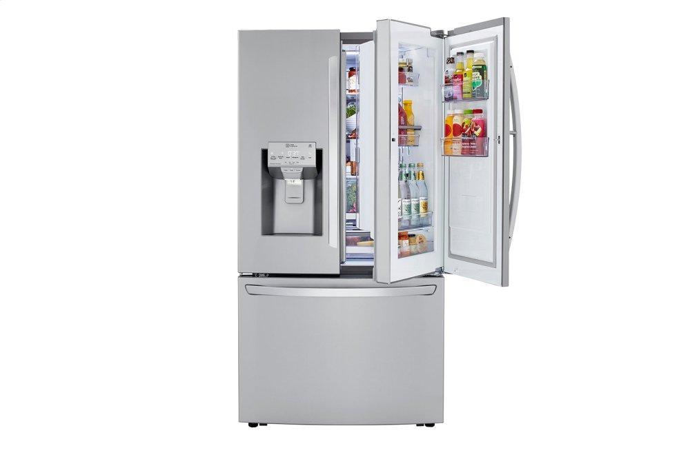 30 cu. ft. Smart wi-fi Enabled Door-in-Door® Refrigerator with Craft Ice™ Maker