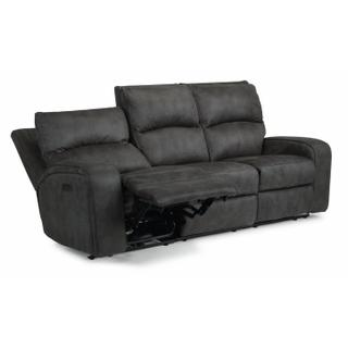 See Details - Nirvana Power Reclining Sofa with Power Headrests