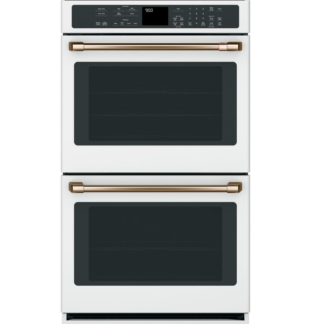"Cafe Appliances30"" Smart Double Wall Oven With Convection"