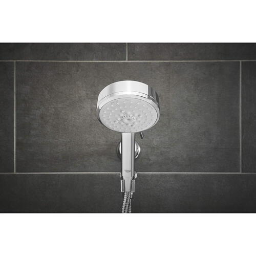 Vitalio Comfort Hand Shower - 4 Sprays, 1.75 Gpm