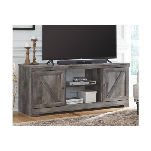 Wynnlow LG TV Stand Gray