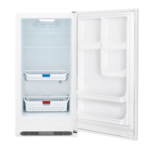 Frigidaire Canada - Frigidaire 16.6 Cu. Ft. 2-in-1 Upright Freezer or Refrigerator