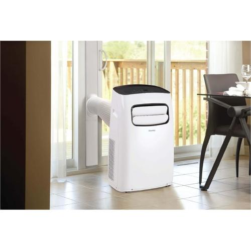 Danby - Danby 10,000 BTU Portable Air Conditioner with ISTA-6A packaging and wireless connect