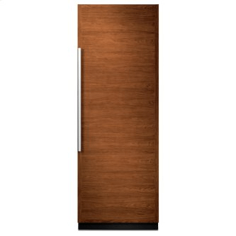 "30"" Panel-Ready Built-In Column Refrigerator, Right Swing"