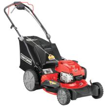 "Craftsman 21"" Self-Propelled Lawn Mower with Added Traction - Powered by a Briggs & Stratton 163cc EXi 725 Series Engine"