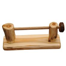 See Details - Toilet Paper Holder - Natural Cedar - Wall mounted