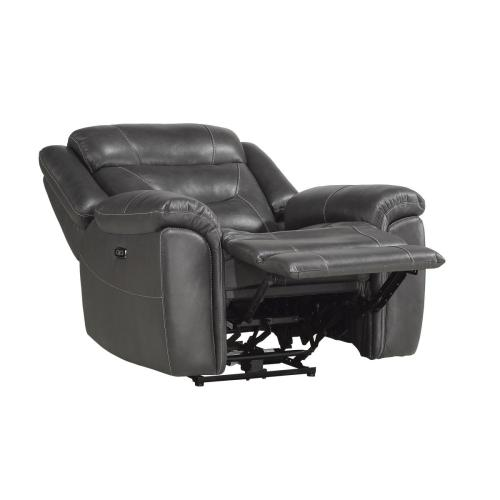 Power Reclining Chair with Power Headrest and USB Port