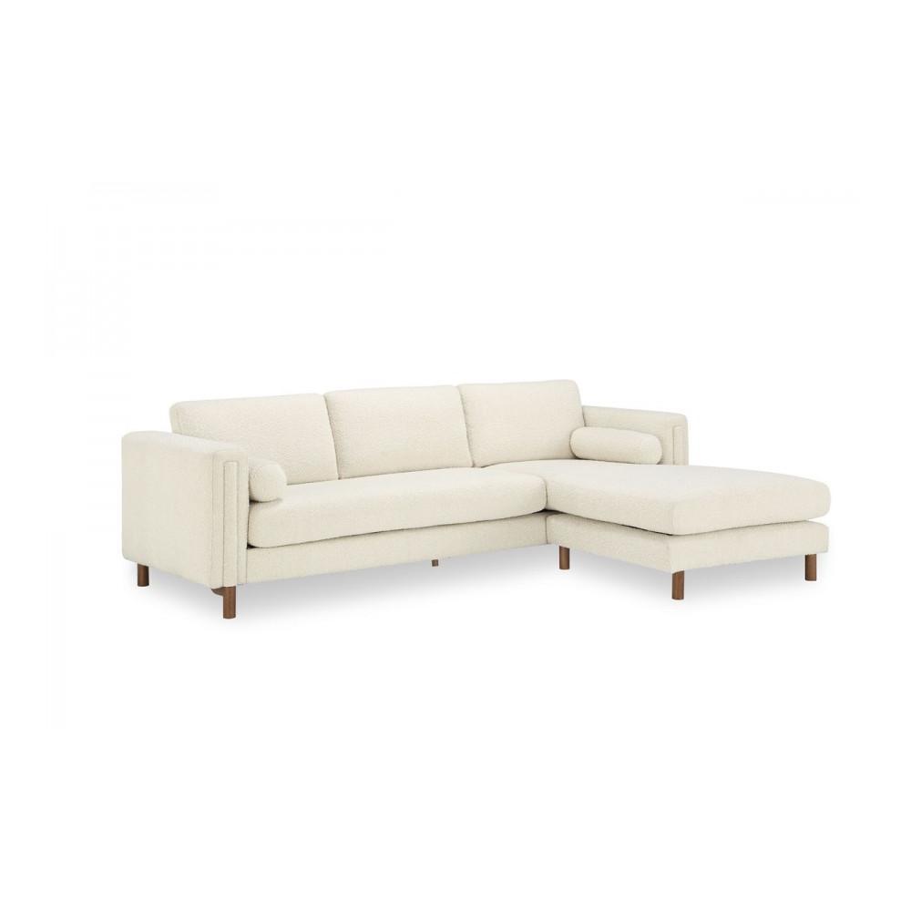 """Bobby Berk Larsen 103"""" Bi-Sectional Sofa"""