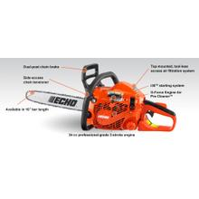 See Details - ECHO CS-352 34.1cc Easy-Starting Chain Saw